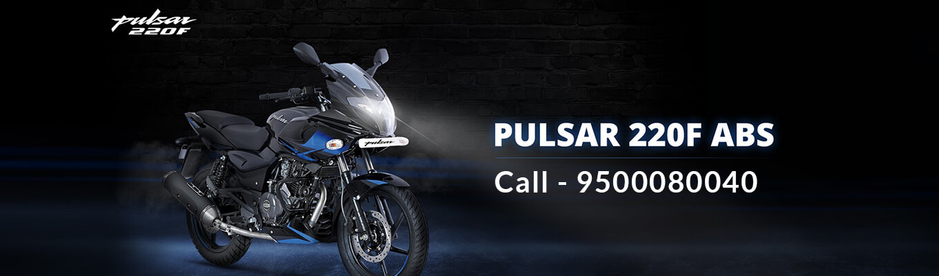 Pulsar 220F Price in Chennai