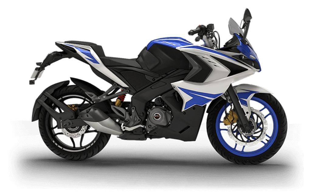 Pulsar RS 200 Price in Chennai